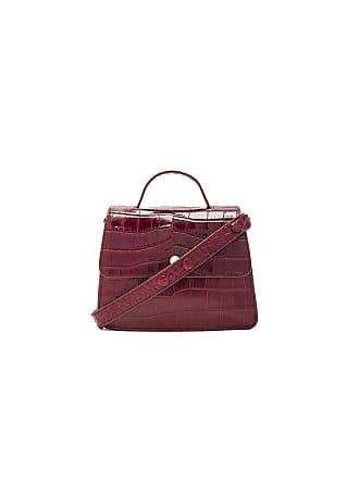 Elizabeth James Eloise Mini Satchel Bag In Red