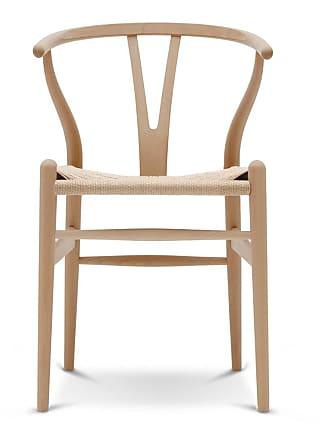 Carl Hansen & Søn CH24 Wishbone Chair in Oiled Beech & Natural Paper Cord