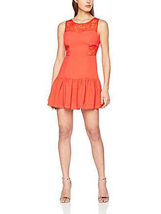 c13003d978d22 Molly Bracken Robe Dentelle Renversante, Femme, Rose (Coral), Small (Taille