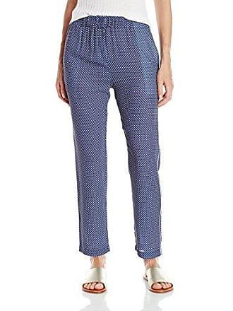 Clover Canyon Sportswear Womens Georgette Pant, Polka Dot, Large