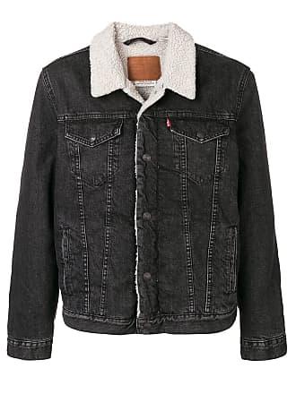 Levi's trucker jacket - Black