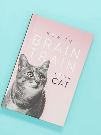 Allsorted How to Brain Train Your Cat book-Multi