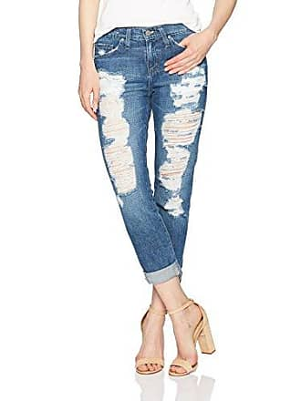477e545fe36 Bigstar Womens Billie Slim Slouchy, Cloudburst, 28