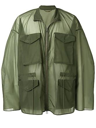 OAMC oversized military jacket - Green