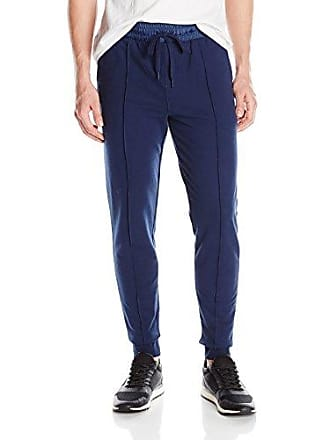 2(x)ist Mens Modern Classic Lounge Pant, Varsity Navy, Medium