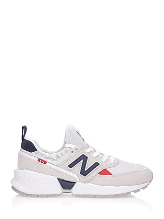 3fa16939885 Envío  gratis. New Balance Sneakers Lifestyle Suede Mesh White