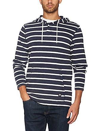 Tom Tailor Herren Kapuzenpullover Striped Hoody Sweat 9ffa292b50