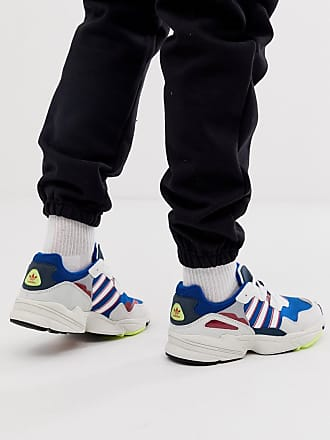 adidas Originals yung-96 sneakers in blue - Blue