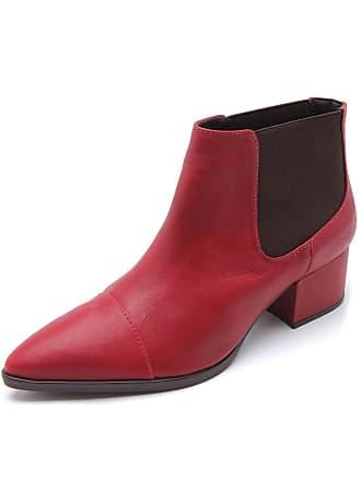 5f54ae79a Vermelho Sapatos De Inverno: 43 Produtos & com até −77%   Stylight