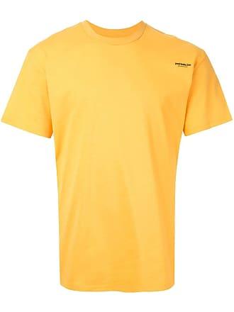 Yoshiokubo chase T-shirt - Yellow