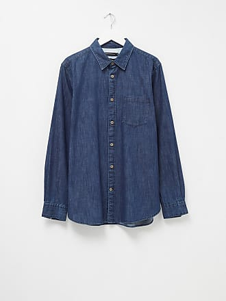 French Connection Indigo Denim Shirt