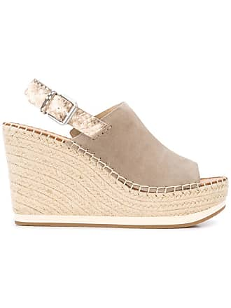 Dolce Vita Shan wedge sandals - Grey