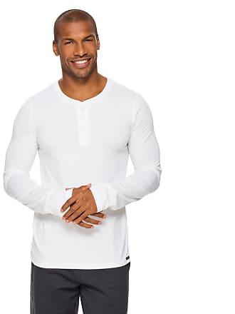 a14f2527b8 Skiny Herren T-Shirt, Classic Fit, langarm S
