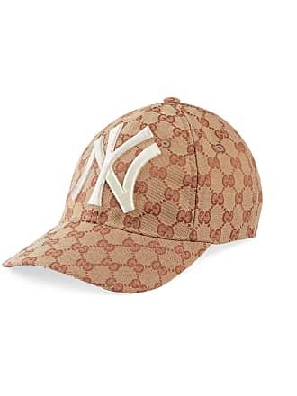Gucci Cappellino da baseball con patch NY Yankees a597e2f993f0