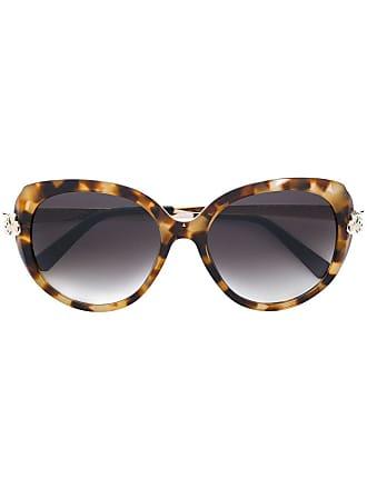 dea1e6c6214 Cartier Óculos de sol Panthère de Cartier - Estampado