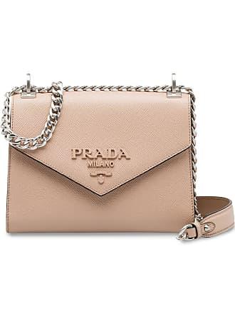624347182bac Prada Leather Handbags for Women − Sale: up to −55% | Stylight