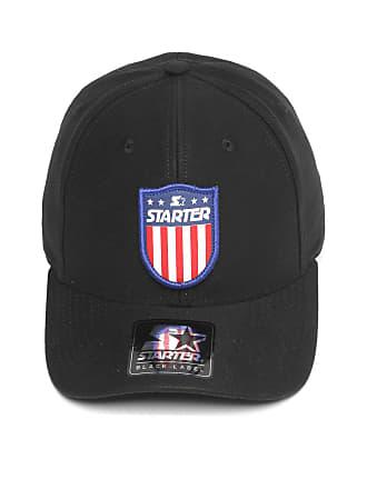 Starter Boné Starter Snapback American Shield Preto
