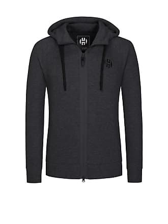 4caee7afac77 adidas Übergröße   Adidas, Sweatjacke mit Kapuze in Schwarz für Herren