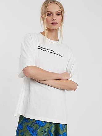 Essentiel Vain - T-shirt stampata-Bianco