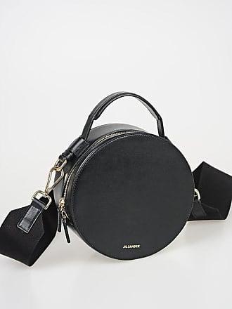 Jil Sander Leather DRUM Shoulder Bag size Unica
