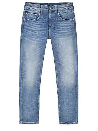 R13 Faded boyfriend jeans