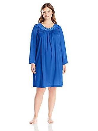 ddd26574eb921 Shadowline Womens Plus Size Petals 40 Inch Long Sleeve Waltz Gown