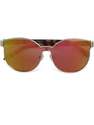 8210e538bfff Karen Walker Karen Walker Woman D-frame Tortoiseshell Acetate And Gold-tone  Mirrored Sunglasses