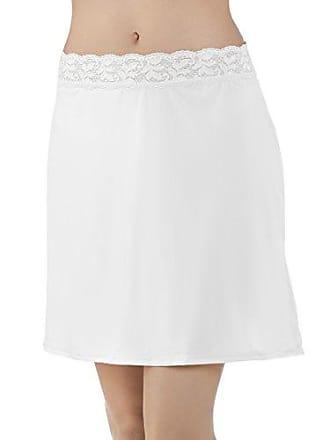 Vanity Fair Womens Body Foundation Half Slip 11072, Star White, Large, 24 Inch