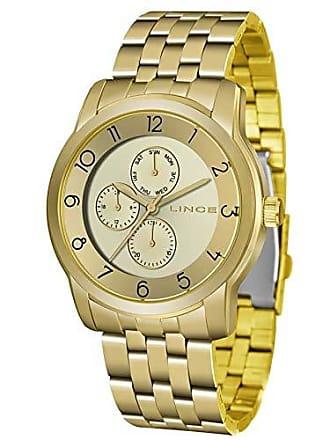 Lince Relógio Lince Feminino Ref: Lmg4589l C2kx Multifunção Dourado