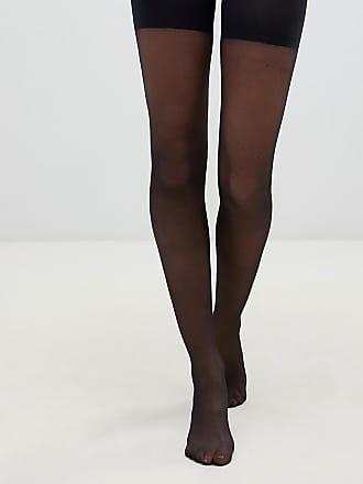 ec7826a2d Pretty Polly In Shape sheer longline shaper tights in black