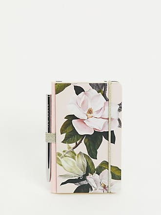 Ted Baker mini notebooks and pen-Pink