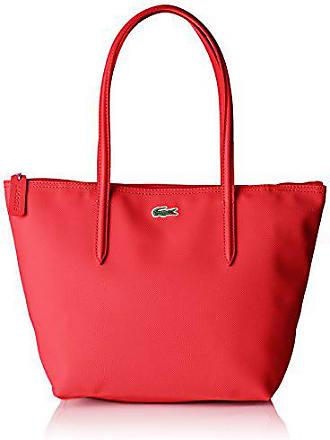 901d9b5459 Lacoste NF2037PO, Borsa a Tracolla Donna, Rosa (Virtual Pink), 24.5 x