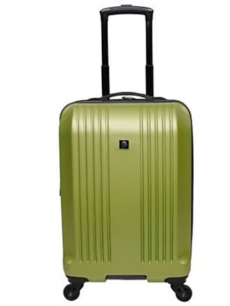 Skyline Furniture 22 Hardside Spinner Carry On Suitcase - Lime