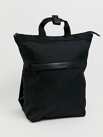 8ddd668972 Asos Sac à dos avec poche avant, poignée et poche intérieure pour  ordinateur portable -