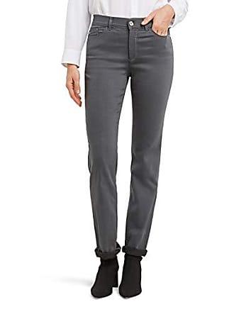 f0feeb52a0de60 Bonita Damen Doro Jeans im Five-Pocket-Style Extra Lange Größe 36 Grey Denim