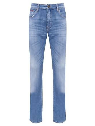 Tommy Jeans CALÇA MASCULINA ORIGINAL STRAIGHT RYAN - AZUL