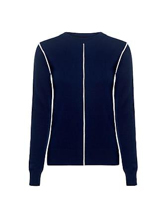 Derek Lam Crewneck Cashmere Sweater Midnight