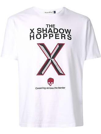 Undercover Camiseta com estampa de caveira - Branco