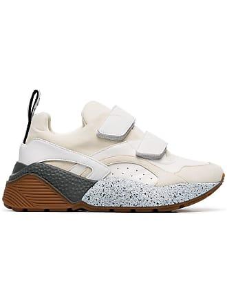 97b516c90f99 Stella McCartney white Eclypse 45 chunky velcro sneakers - Neutrals