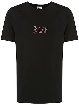 À La Garçonne T-shirt com logo - Preto