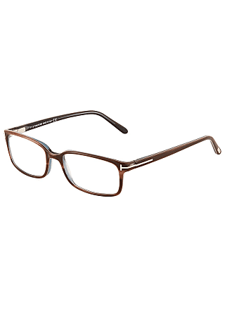 Tom Ford Rectangular Acetate Optical Glasses