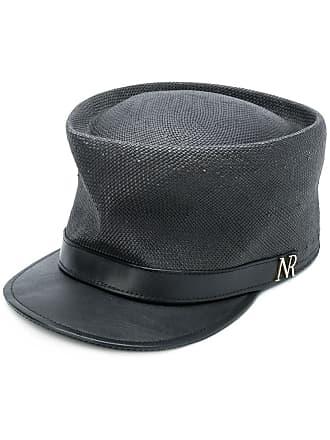 Nina Ricci woven cap - Preto