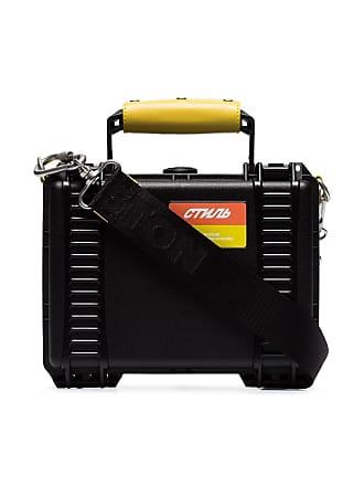HPC Trading Co. black acrylic industrial tool bag - Preto
