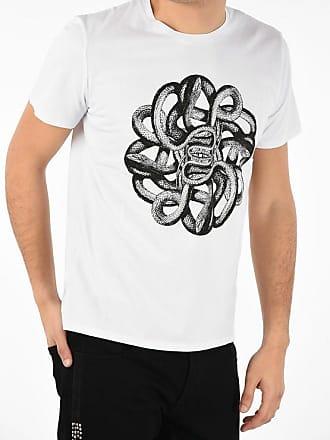 Just Cavalli T-shirt Girocollo con Stampa taglia 3xl