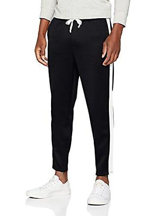 53cc83e98e4eb Jack & Jones Jjivega Jjretro Ww Black Noos Pantalon De Sport, Noir, W34/