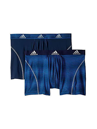 31b23773faa9 adidas Sport Performance Climalite Graphic 2-Pack Trunk (Sundown Collegiate  Navy Collegiate Navy