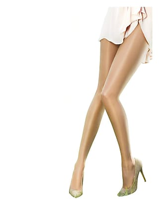 c7a5cd02aaf Pretty Polly Naturals Oiled Tights - Barely There S M