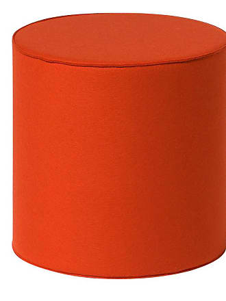 Hey-Sign Rondo Hocker - mango/orange/Materialstärke 3mm