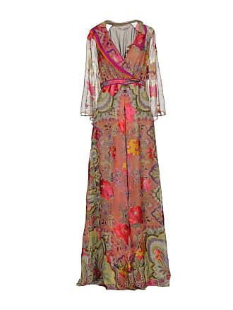 Etro DRESSES - Long dresses su YOOX.COM