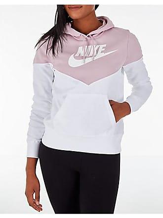 0c2484455f3b Nike Womens Sportswear Heritage Fleece Hoodie